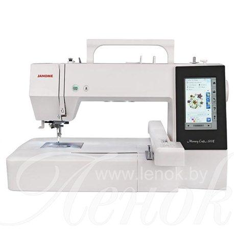 Вышивальная машина Janome MC500E