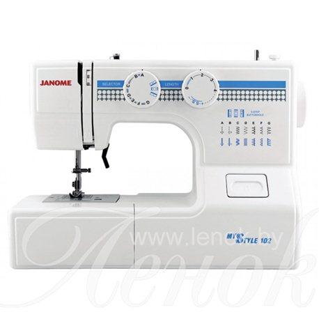 Швейная машина Janome MS102