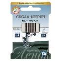 ORGAN EL x 705 иглы для плоскошовных машин №80